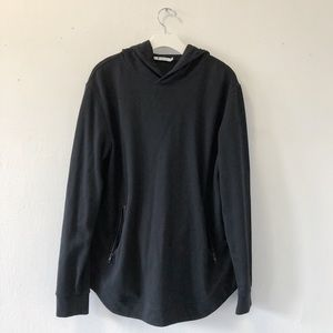 T by Alexander Wang Shawl Pullover Hoodie